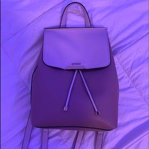 Pink GUESS back pack